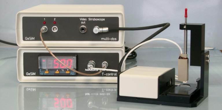multi-dos with temp controller and stroboscope